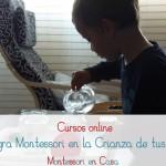 Nuevo aula virtual para los cursos online Montessori en Casa!