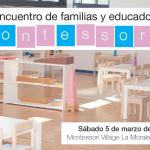 II Encuentro Montessori para familias y educadores (SORTEO de una entrada)