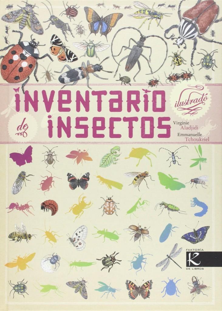 inventario de insectos
