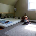 Habitaciones de bebé inspiradas en Montessori – Montessori inspired nurseries