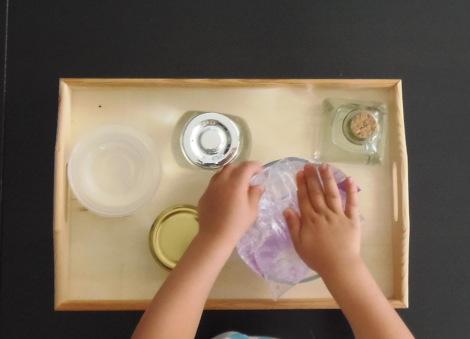 Montessori en Casa: Las formas del agua