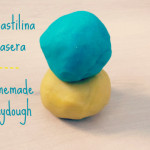 Plastilina casera – Homemade playdough
