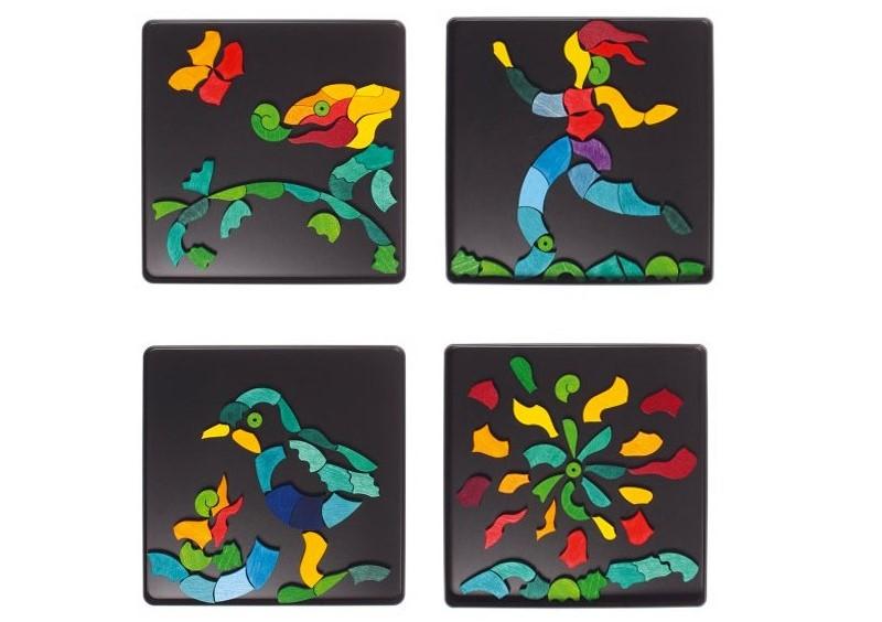 Sorteo puzzle magn tico grimms camale n montessori en casa - La casa del puzzle madrid ...