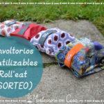 Envoltorios reutilizables Roll'eat (¡con SORTEO!)