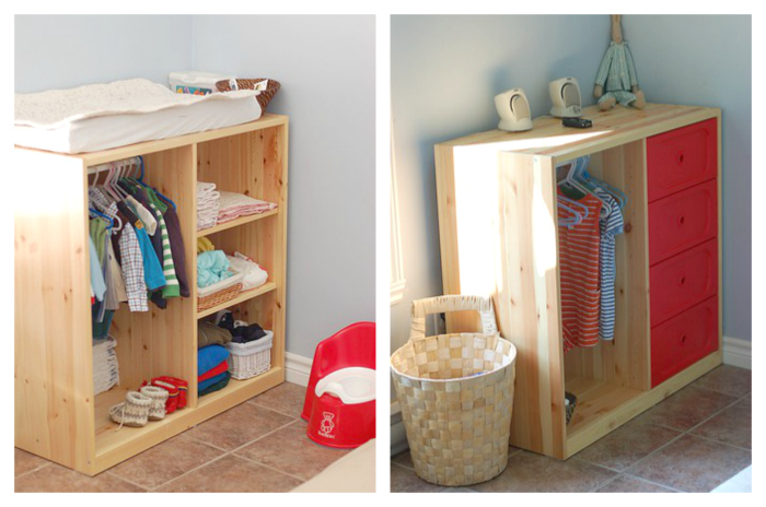 16 armarios Montessori-friendly - 16 Montessori friendly closets ...